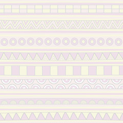Hand drawn seamless background6