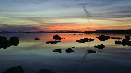Mono Lake, Sonnenaufgang, USA