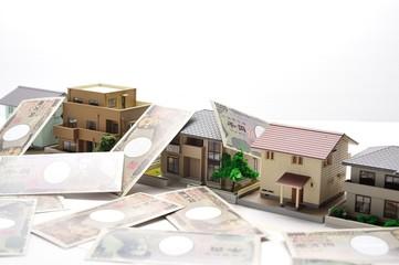 住宅ローンと紙幣