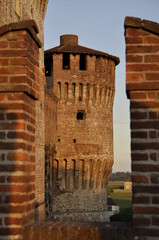 Soncino Castle Tower