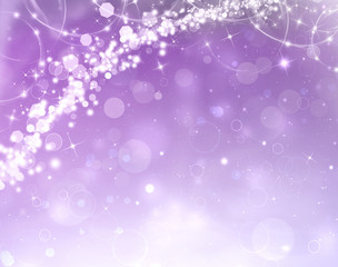 elegant glittery festive abstract background