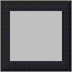 Rahmen schwarz-grau