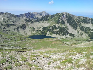 Vlahini lakes, Pirin mountain, Bulgaria