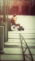 Musicien rue