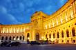 Vienna Hofburg palace