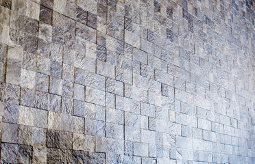mosaic stone wall texture background