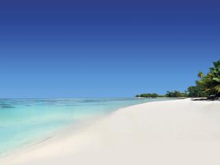 Anse Lazio beach at Praslin island, Seychelles