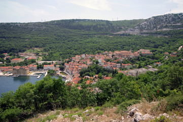 croatian panorama