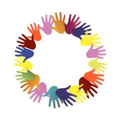 Circular hands