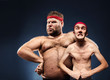 Funny body builders