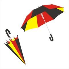 Paraguas mod1 openclose Alemania