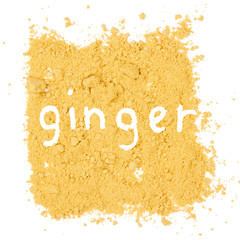 Ginger heap