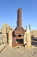 Harmony Borax Works, Death Valley