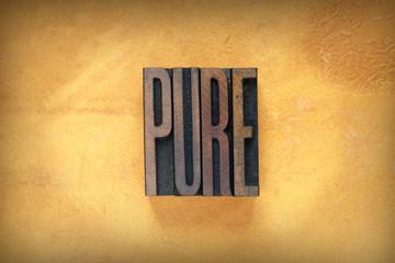 Pure Letterpress
