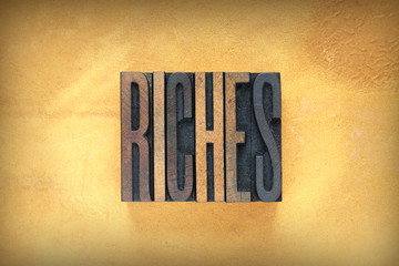 Riches Letterpress