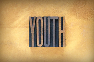 Youth Letterpress