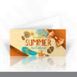 Invitation Card Design, Template