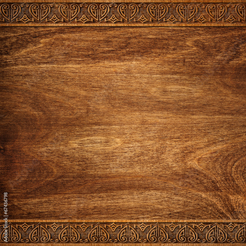 Tuinposter Hout Oriental texture background