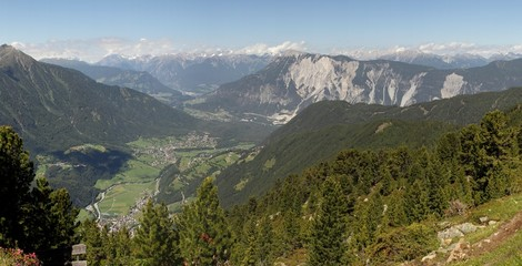 Oetztal valley