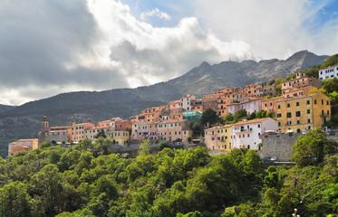 Marciana village - Elba island