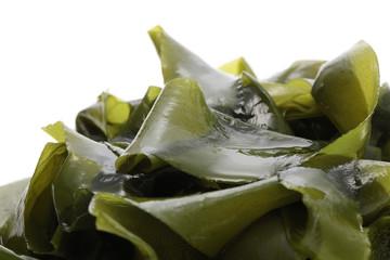 Wakame, soft seaweed