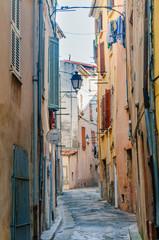 Street in Provencal Village
