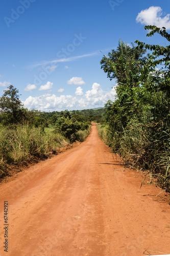 Papiers peints Amérique du Sud Road of Rondonopolis - Brasil