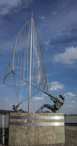 The Mariners Sculpture