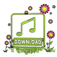 spring flower music download