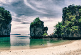 Colors of Sea and Vegetation, Thailand