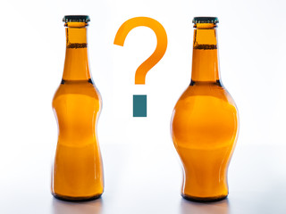 To Drink beer fattening or slimming?