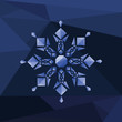 Polygonal Snowflakes
