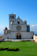 Architecture Detail of Assisi in Umbria