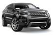 Compact black SUV