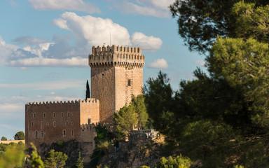 Castillo De Alarcon. Cuenca. España