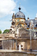 Schloss Seehof bei Bamberg