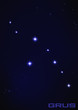 Постер, плакат: Grus constellation