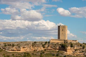 Torre De Armas. Alarcón. Cuenca. España