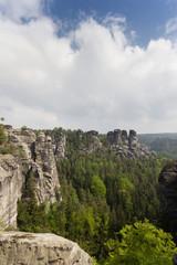 Rocks in Bastei
