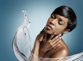 skin moistening