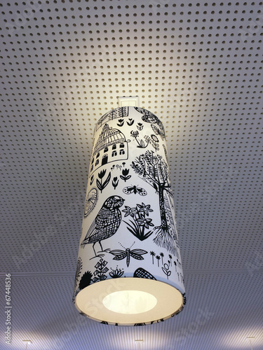 canvas print picture Light