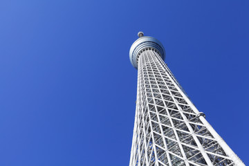 Japanese radio tower