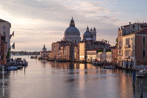 canvas print picture Venedig - Canal Grande