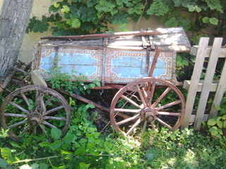 Rural wagon