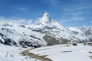 Matterhorn , Zermatt, Switzerland