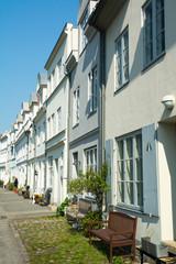 Historische Wohngebäude