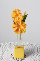 Ramillete de flores amarillas
