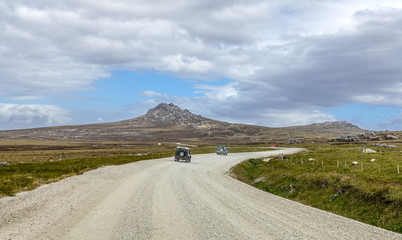 4X4 Safari in the Falkland Islands-2