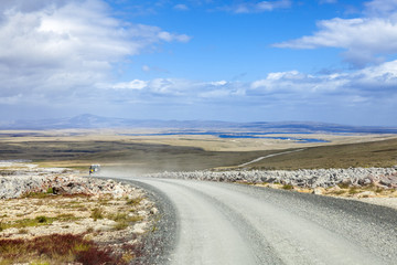 4X4 Safari in the Falkland Islands