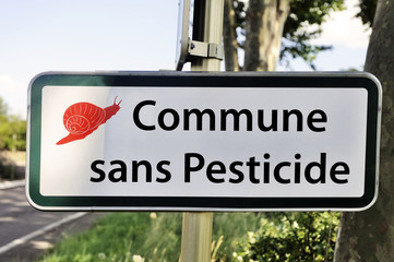 village without pesticide